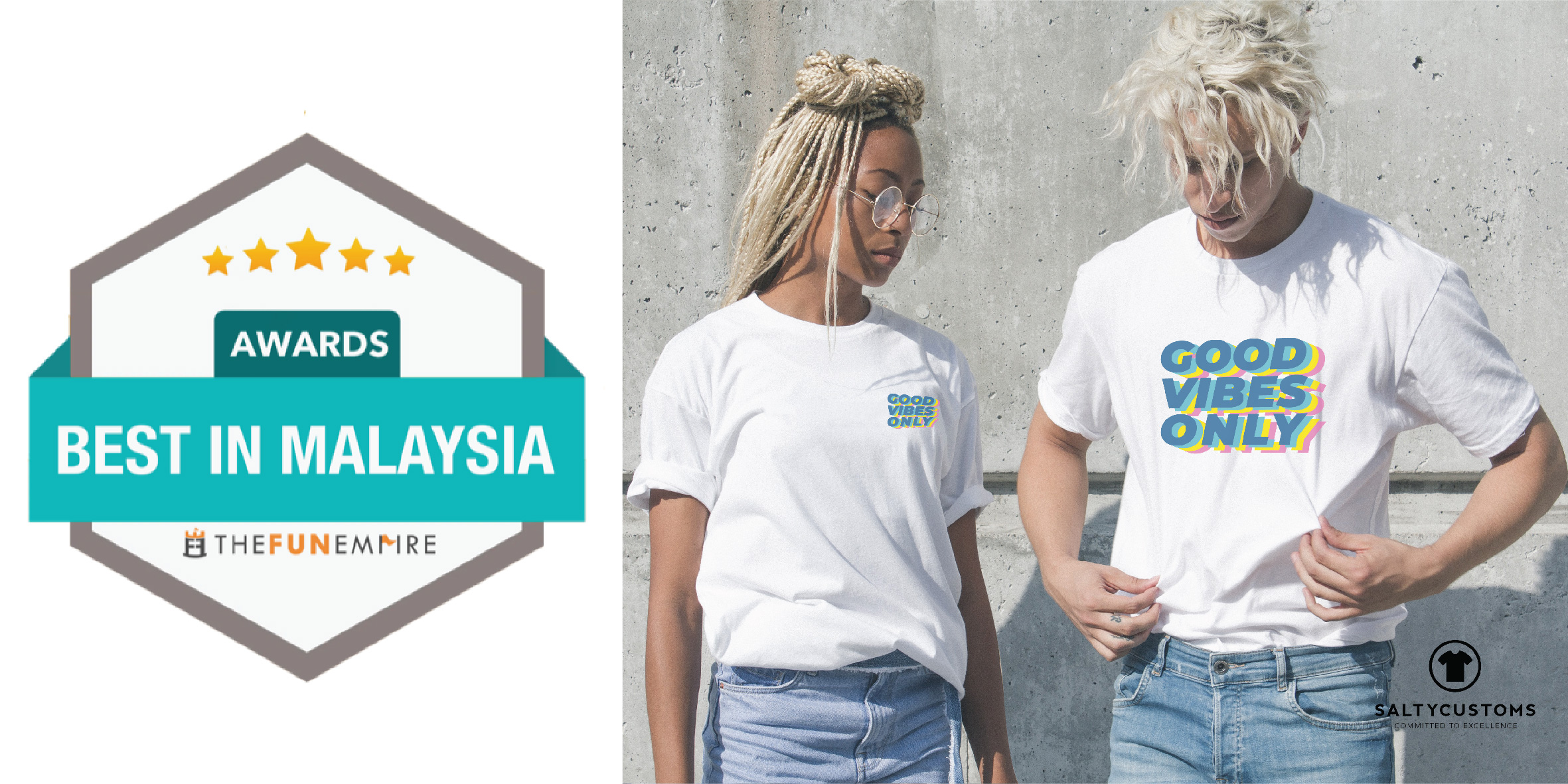 Best T-Shirt Printing Services In Malaysia [2021]